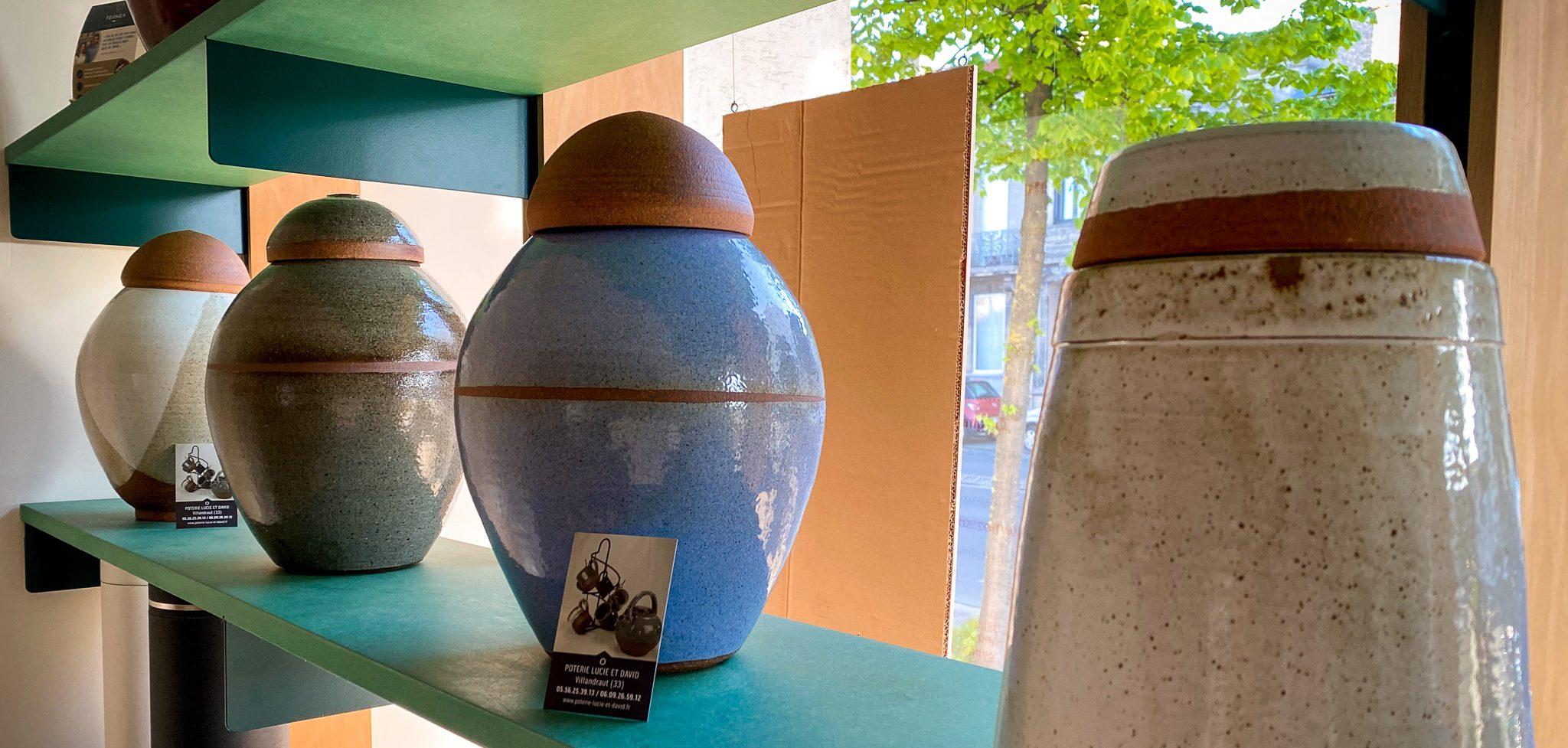 De nouvelles urnes !