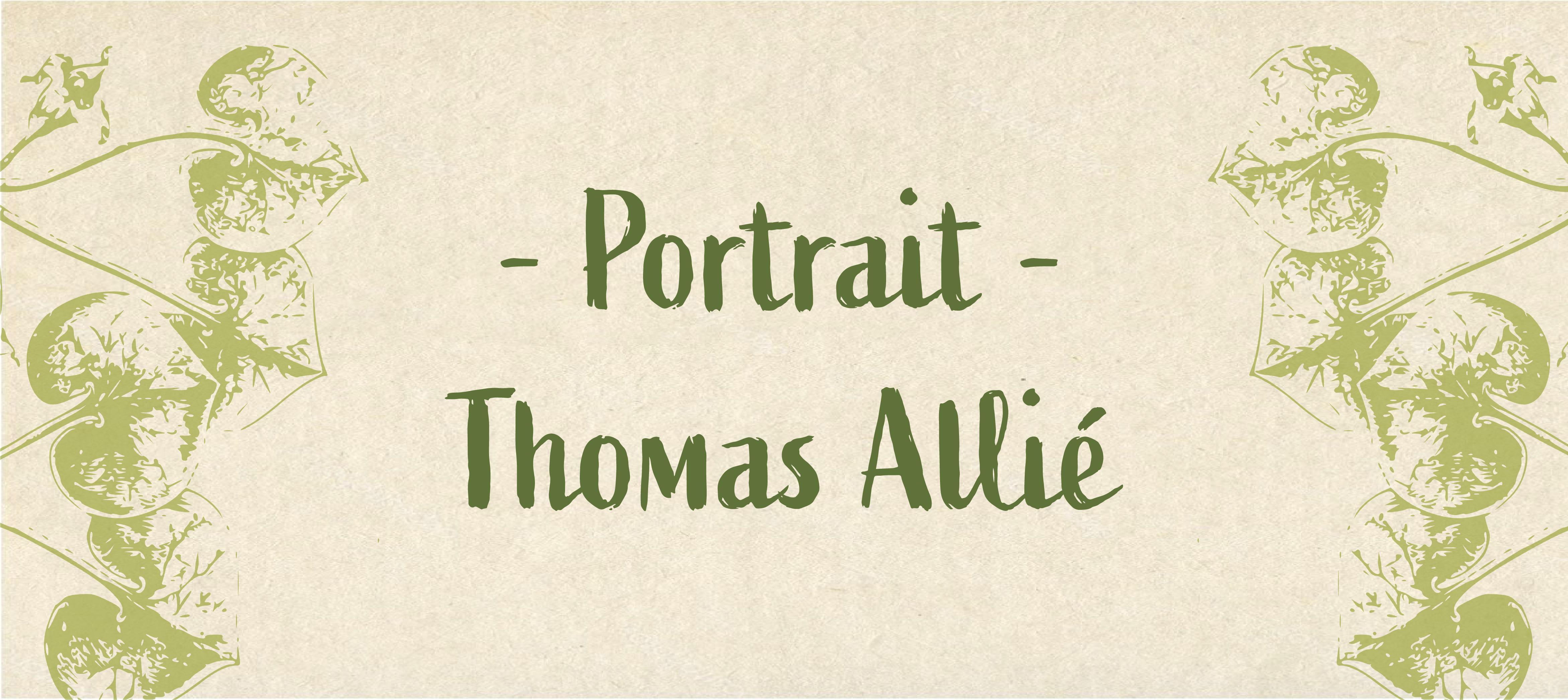 3 questions à : Thomas Allié, chargé de développement «Mon rôle est de contribuer à faire de la fédération une structure qui mutualise les compétences des un.e.s et des autres»